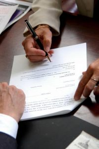 estate planners with contracts